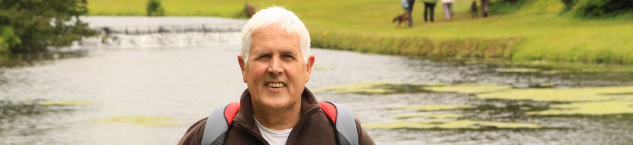 Councillor Ken Hawkins
