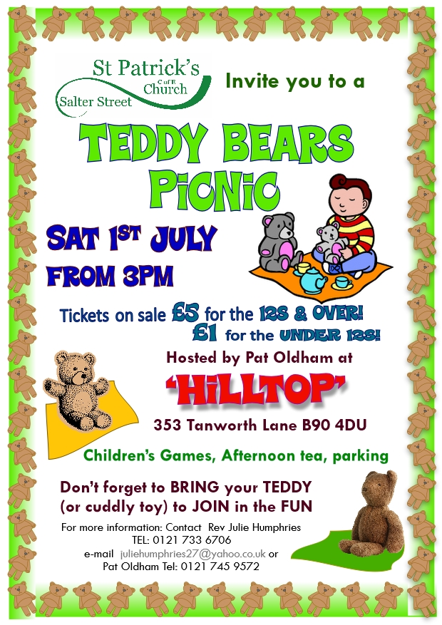 Teddy Bears Picnic StP 17
