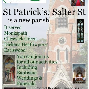 Sep 2017 new parish