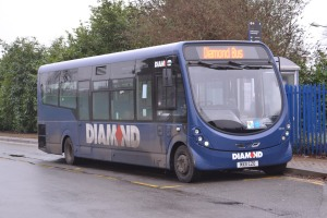 Diamond bus