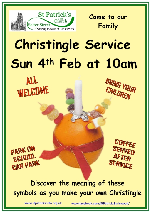 Christingle Feb 18