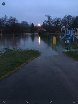 Cheswick Green Park